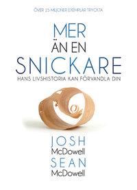 Mer än en snickare - Josh McDowell och Sean McDowell
