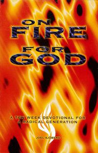 On fire for God - Joel Sjöberg